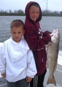 Tampa Bay Redfish action
