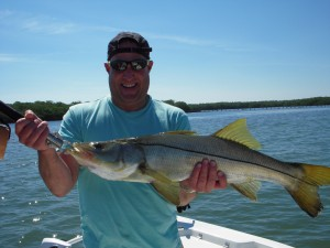 Fishing Charter for Snook