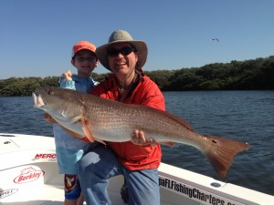 Tampa Bay Monster Redfish